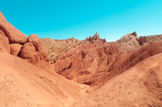 Le canyon de Skazka