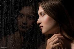 kathryn-1503 (DEVSart) Tags: nikon d810 window rain portrait model toronto pretty beautiful beauty strobe studio woman lady female