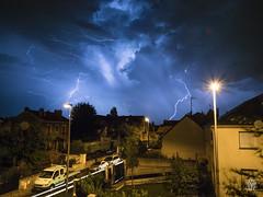 2017-08-15_8158113 © Sylvain Collet.jpg (sylvain.collet) Tags: éclairs night orage thunderstorm villemomble rain nuit pluie