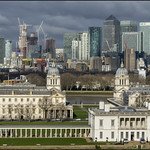 Old & new: University Greenwich, The Queen's House & London Docklands thumbnail