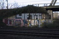 yf taj - diaz ted barto (wallsdontlie) Tags: graffiti cologne yf taj diaz ted barto