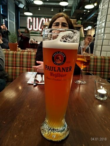 Paulaner im Berlin!