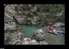 2ème vasque de la cascade du pont du diable - Crouzet Migette (francky25) Tags: 2ème vasque de la cascade du pont diable crouzet migette ruisseau franchecomté doubs château renaud karst