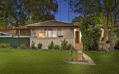 36 Turon Avenue, Baulkham Hills NSW