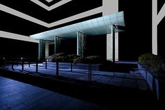 Union Plaza.jpg (___INFINITY___) Tags: 2018 6d aberdeen godoxad360 architect architecture blue building canon darrenwright dazza1040 eos flash infinity light lightpainting magiclantern night scotland strobist uk unionplaza