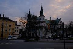 XE3F6977 (Enrique R G) Tags: kościółbernardyna sanbernardinodesiena iglesia church cracovia cracow krakow poland polonia fujixe3 fujinon1024 stbernardinofsiena