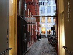 ... Pistolstræde, Copenhagen ... (ChristianofDenmark) Tags: christianofdenmark copenhagen denmark city center old part pistolstræde winter paupers