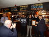 P and T Silver Award Winner in the Pub of the Year! (deltrems) Tags: pumpandtruncheon pump truncheon blackpool lancashire fylde coast people men women camra award presentation night members silver runner up campaign real ale beer
