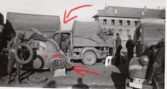 fordv8umbauir24topolino (R58c) Tags: pkw kfz auto fahrzeug car wehrmacht frankreich france 1940 ww2 2wk military vehicle afv softskin ford v8 umbau umbauwagen pritsche
