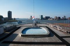 20180223-101 Rotterdam tour on board SS Rotterdam (SeimenBurum) Tags: ships ship steamship stoomschip ssrotterdam rotterdam historie history histoire renovation marine interiordesign