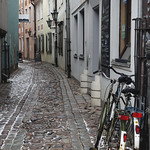 Bikes in Riga