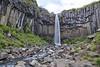 Svartifoss (Rolandito.) Tags: europa europe island iceland wasserfall waterfall basalt columns foss svartifoss