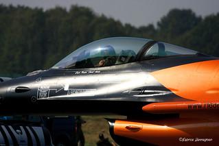 J-015 Royal Netherlands Air Force Lockheed Martin F-16AM