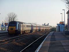 43303 Dawlish Warren (Marky7890) Tags: xc 43303 class43 hst 1v54 dawlishwarren railway devon rivieraline train