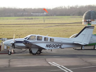N600PE Beech Baron G58 Private