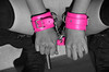 Pink (Naga_La) Tags: pink handcuff boots thighhighboots crotchhighboots pubic bdsm submission