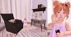 Florzinha #0433 (Jasmini Bueno) Tags: kokoroposes floraison gypsyheart ~buglets~ basil beedesigns ~toddleedoo ninetynineevent theplayroom on9event gacha rare secondlife sl cute bento