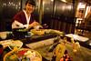 Ryokan dinner in Yunishigawa, Nikko - Japan (Marconerix) Tags: ryokan nikko giappone japan hotel traditional traditionalhotel albergo pace riposo onsen legno giapponese cena dinner starters