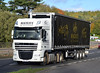 Mackies DAF XF SV62CWA on the A90, Dundee, Sep 2017 (andyflyer) Tags: mackies dafxf sv62cwa lorry truck hgv transport roadtransport haulage