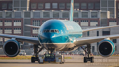 VN-A145 (tynophotography) Tags: vietnam airlines vna145 777200er 777 772 fra boeing