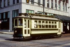 Main Street Trolley #187 (Jim Strain) Tags: jmstrain trolley tram streetcar train railroad railway memphis tennessee portugal