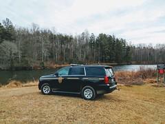 Phelps WMA, Phelps Pond, Fauquier County Virginia (jon boat joe (pro)) Tags: virginia fauquier wma police vdgif pond