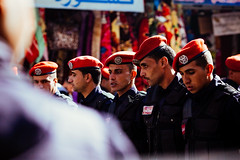 Mass demonstration in Amman to denounce Trumps decision to recognise Jerusalem as Israel's capital (ElainaDaley1) Tags: jerusalem amman protest demonstration streetphotography street middleeast