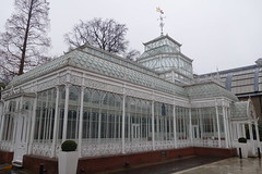 The conservatory (koukat) Tags: horniman museum gardens arts crafts new butterfly house