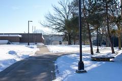 Pathways (UWW University Housing) Tags: uww uwwhitewater uwwhousing winterbreak lifestyle snowfall