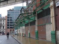 P1120067 (moley75) Tags: london centrallondon rundown museumoflondon cityoflondon westsmithfield