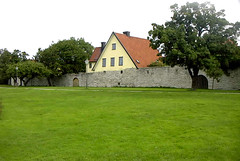 The Wall of the Island of Gotland Sweden. (bellrich1941) Tags: gotland sweden