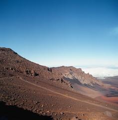 Haleakala Crater, Maui. (Matt Benton) Tags: 120 mediumformat square sqa bronicasqa maui haleakala