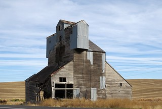 Palouse Grain Elevator