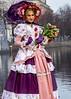 Maskenzauber an der Alster (Zarner01) Tags: hamburg hansestadt freie maskenzauber alster an der masken venetian style venezianisch kostüm carnival karneval procession mask masks fantasie venezianischen maskenkarneval faszinierende kostüme magic canon is digital outdoor porträt personen 27012018 eos 80d 55250 stm