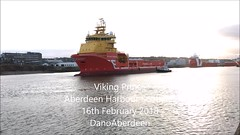 Viking Prince - Aberdeen Harbour Scotalnd - 16/2/2018 (DanoAberdeen) Tags: video iphone iphone7plus iphoneography mpeg metallicobjects maritime merchantnavy metal seafarers seaport summer scotia schotland skottland scotland spring aberdeen amateur autumn aberdeenscotland aberdeencity abdn aberdeenharbour winter water workboats weather ecosse escotia engineering recent riverdee tug tugboat transport torry yellow uk ukshipspotters unitedkingdom danoaberdeen danophotography dock northsea northseasupplyships northseasupplyvessels northeastsupplyships northeastsupplyvessels shipspotters shipspotting ships vessels candid amatuer 2018 pocraquay marineoperationscentre cityofaberdeen vikingprince lng offshore osv oilrigs
