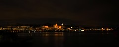 Sometimes we need a fortress, I can share mine with you. (evakongshavn) Tags: fortress oldbuilding building buildings light new yellow golden akershusfestning oslofjord oslofjorden water waterscape ocean oceanscape sealine seashore sea seascape akerbrygge oslo norge norway nightshot nightscape night thegoldencircle