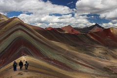 Rainbow Mountain (tierrasvivas) Tags: trail trek travel trekkinginperu traintocuscotomachupicchu trektomachupicchu trektosalkantay train rainbowmountaincusco reviews rainbow rural rainforest