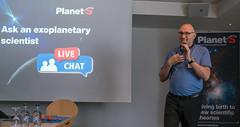 2018 GA NCCR PlanetS_Sylviane Blum CSH UniBE-128