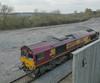 DB 66054, Hinksey Yard (Rabbi WP Thinrod) Tags: red hinkseyyard hinksey oxford gwrgreatwesternrailway dbs db fl frieghtliner cr colasrailways ews gbrf 43170 43180 66550 66054 66200 66564 66752 66518 66160 66522 66418 165116 166218 800011 70503 70813 virtual quarry vq kenningtonjunction cowley morris waterworks colas rail freight class70 70803 yard siding coalfish wagon