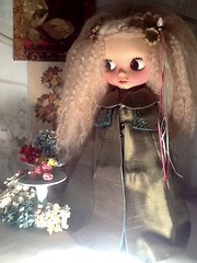 Blythe-a-Day#6 Roses&#19. The Collector: Young Miss Havisham