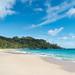 Strömung am Anse Intendance Mahe, Seychellen