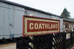 DSC_2853 (Powershift2012) Tags: heartbeat steamtrain mallyanspout waterfall train sheep river locomotive goathland 2018 signs