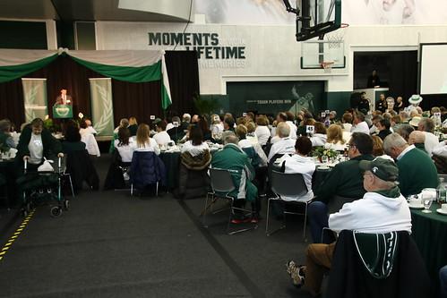 President's Basketball Reception, January 2018