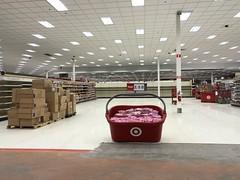 Super Target - Urbandale (Des Moines), Iowa - 2018 Remodel Progress (fourstarcashiernathan) Tags: supertarget grocery groceries retail starbucks