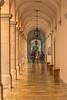 Abbey Hallway (fotofrysk) Tags: benedictineabbey abbey cloister hallway tour tourists architecture easterneuropetrip melk austria oesterreich afsnikkor703004556g nikond7100 20109287500