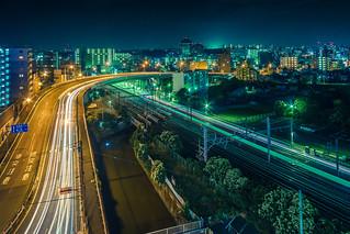 Yokohama noctilucence