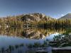 Rosalie Lake (fractalv) Tags: california inyonationalforest anseladamswilderness jmt lake