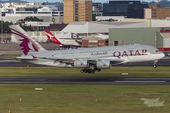 A7-APH QR A380 16R YSSY-2515 (A u s s i e P o m m) Tags: mascot newsouthwales australia au qatar qatarairlines qr airbus a380 syd yssy sydneyairport
