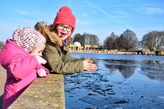 Ice fun (Gavlaaaaarrrrr) Tags: fun family norfolk eatonpark norwich d5300 nikon