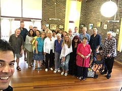 """Ministers meeting in Australia 2/25/18 it's been 19 years since I was last here with John-Roger. """"For where two or three have gathered together in My name, I am there in their midst."""" Matthew 18:20, King James Bible My intention is to create a web of """"Lig (jrintegrity924) Tags: johnroger msia jsu garcia integrity spiritual teacher israel jerusalem love light spirit god jesus"""